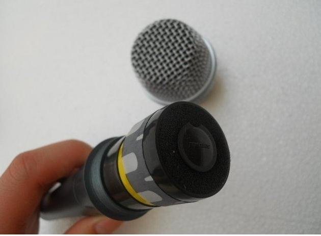 Wholesale Hand-held microphone 10 Pieces\lot  free Shipping