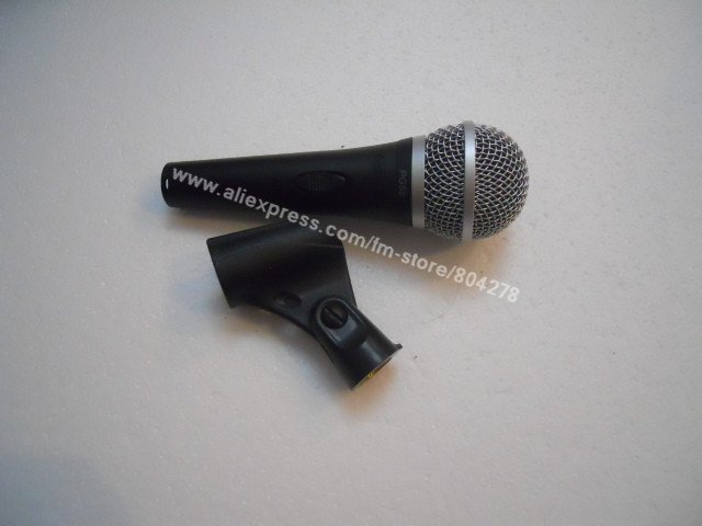 PG58LC Performance Gear Vocal Microphone Unidirectional Dynamic-free shipping,4pcs