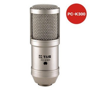 Takstar PC-K300 wired capacitance Computer Microphones for KTV&meeting&On-stage performance & Computer--FreeShipping