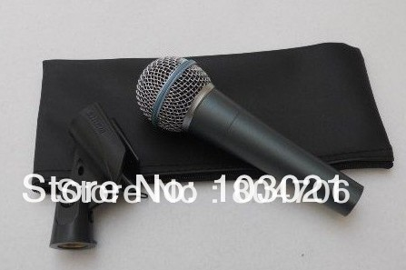 5pcs New Boxed 58A Wired Microphone The Best Quality