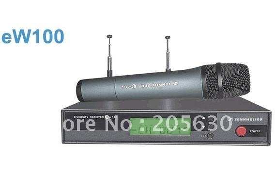 free shipping new  product  EW100 Wireless Microphone System 1pcs