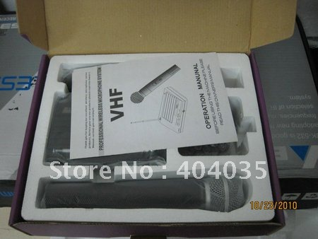 Free shipping SH-200 wireless microphoness system