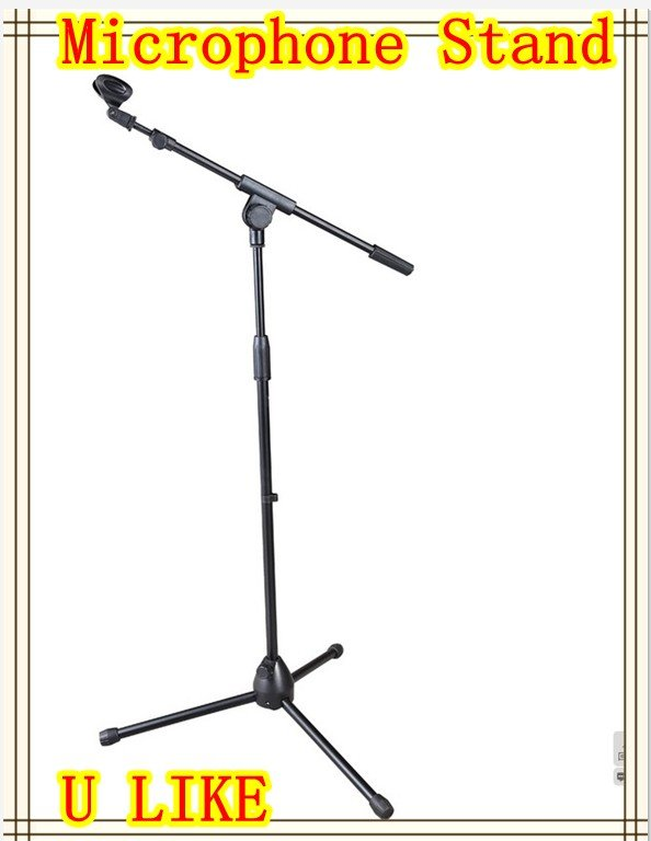 Free shipping lightweight microphone stand GL - 307 musical instrument stand wired microphone bracket