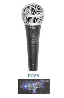 PG58CN-LC PG58LC heart-shaped ring dynamic vocal microphone