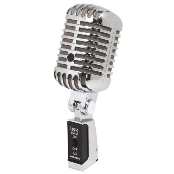 Hot Selling ISK DM-55 Professional Recording  Dynamic Drum  Microphone