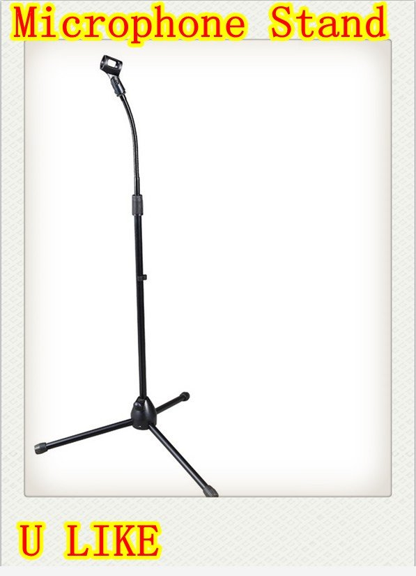 Free shipping boom microphone stand GL - 300wireless electronic microphone stand music instrument accessories
