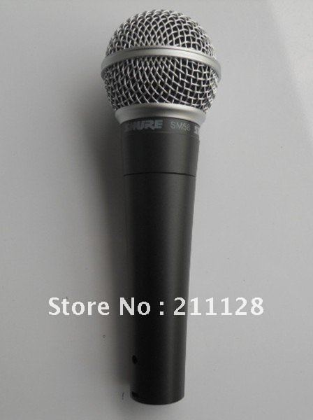 Lose money processing holesale cable senior microphone microphone K song 1pcs