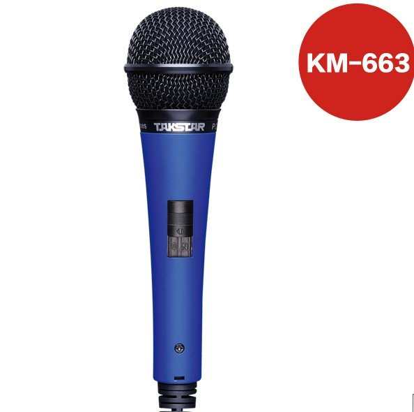 Hot sale Dynamic Microphone for Home entertainment, KTV Karaoke, free shipping