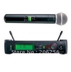 DIY Karaoke SLX24 Beta 58 UHF Wireless Microphone System