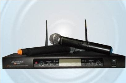 Free shipping Wholesale and retail 2010 new The latest upgrade 8500 professional level rooms with wireless microphones