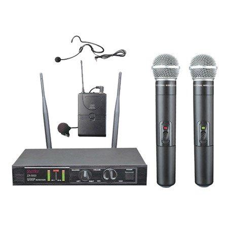 EP5000  UHF Wireless Microphone