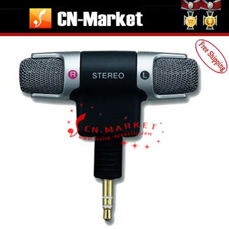 [20pcs/lot]  DS70P Laptop Microphone free shipping !!!