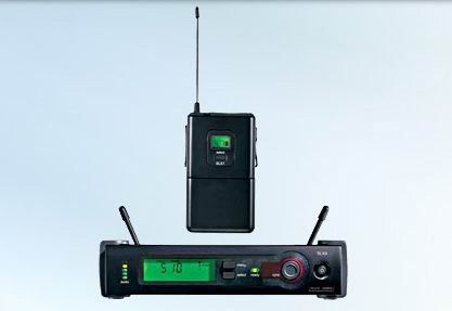 Good Quality SLX-WL93 UHF Diversity Wireless Lapel Lavalier Microphone Mic System