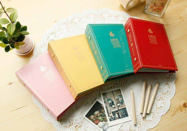 Polaroid Mini LEAF Photo Album For Fujifilm Fuji instax 7s 25 Camera