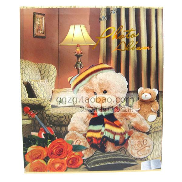 Cartoon baby photo album photo album photo album 4d big 6 200 box