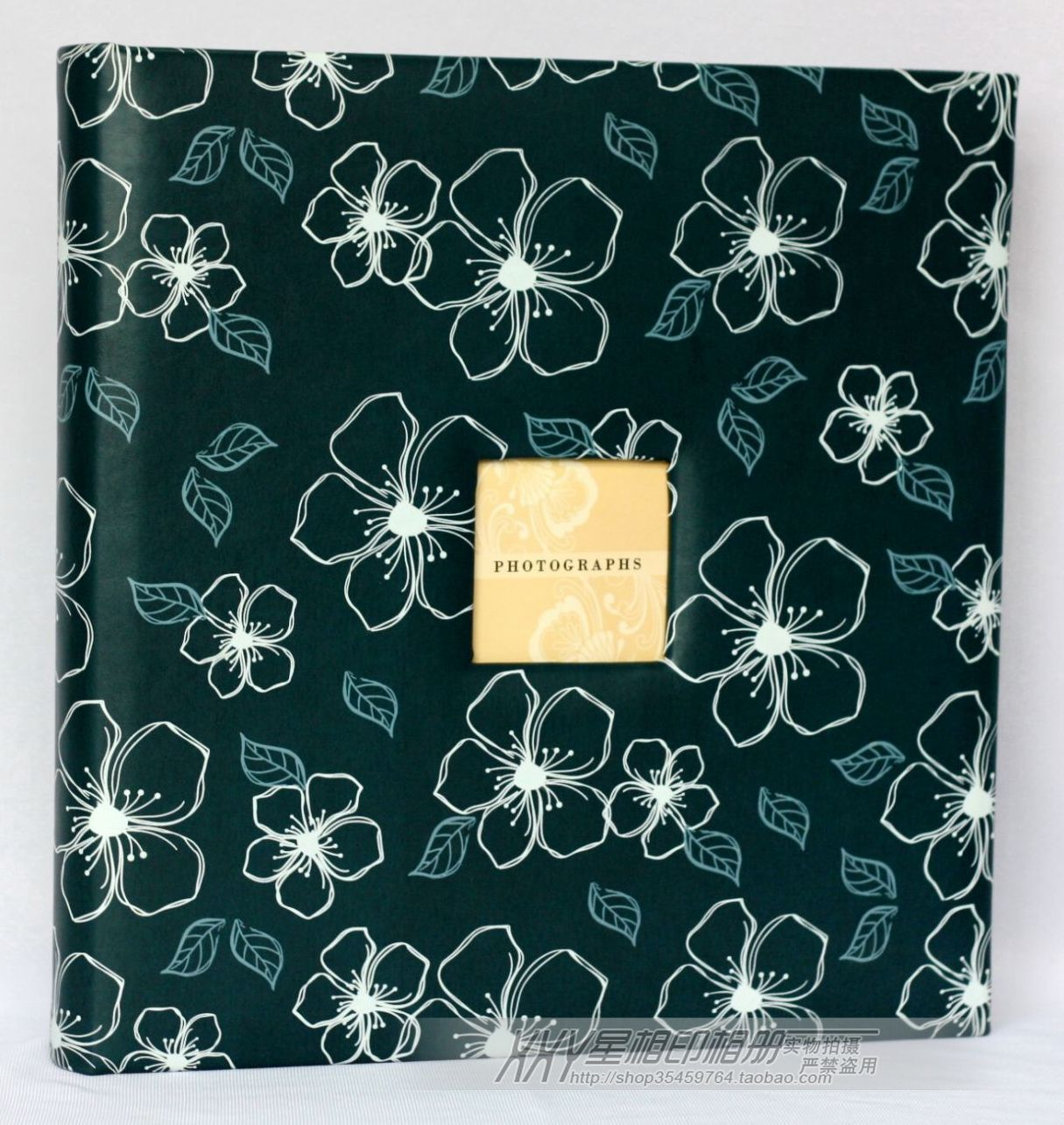 free shipping Fine photo album photo album quality multicolour faux leather byelaya viscose 20 40