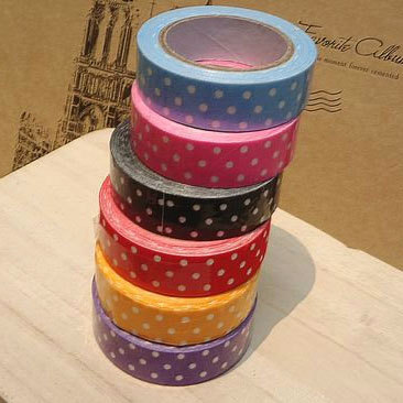 Korea stationery gift handmade diy cloth tape rustic decoration tape