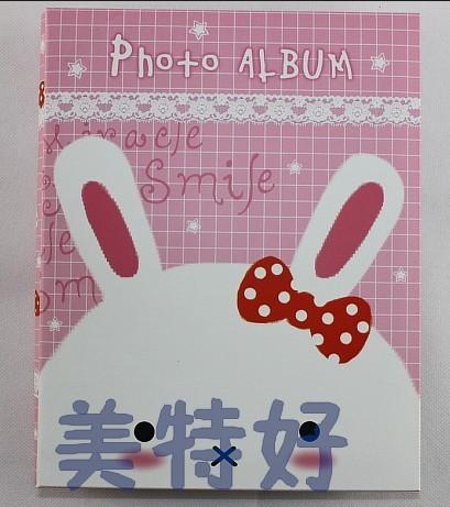 Cartoon baby photo album paste photo album photo album 20 40