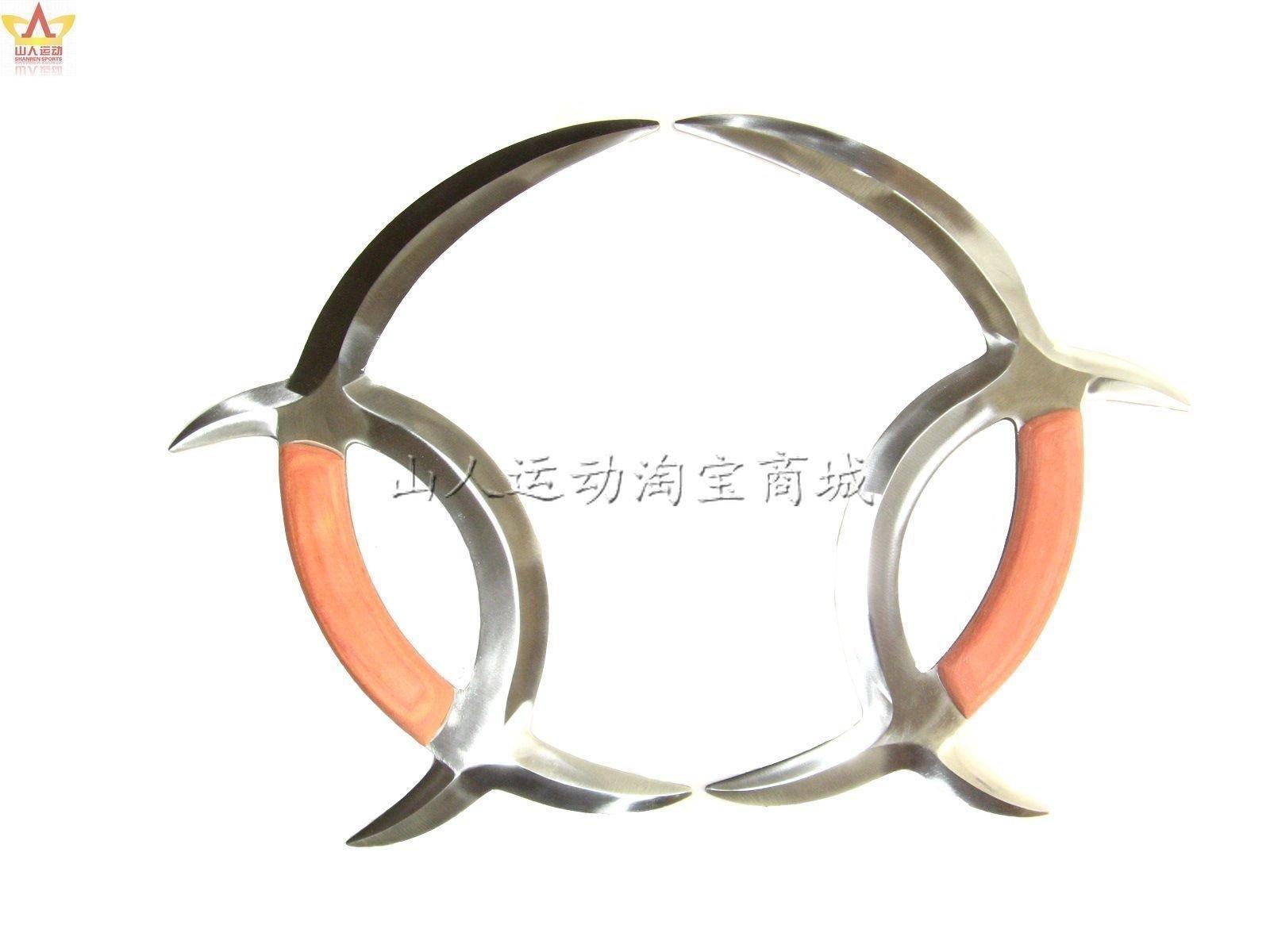 Chinese Deer Horn Knives Double Deer Horn Knives