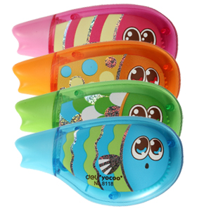 Lackadaisical 8118 dollarfish hypocritically correction tape 6 meters length new arrival