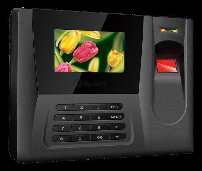 DI-ZC20 2 8'' Color Screen BIOMETRIC FINGERPRINT TIME