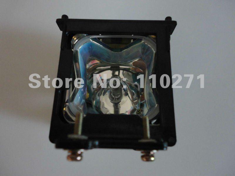 Wholesale brand new ET-LAE500 replacement lamp for Panasonic  PT-L500U, PT-AE500   w/housing