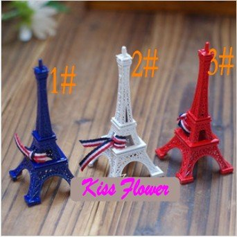 Free Shipping/cute 3 color for choose metal paris Decoration Pendant/ Office & School /Fashion Korean Style/creative Gift
