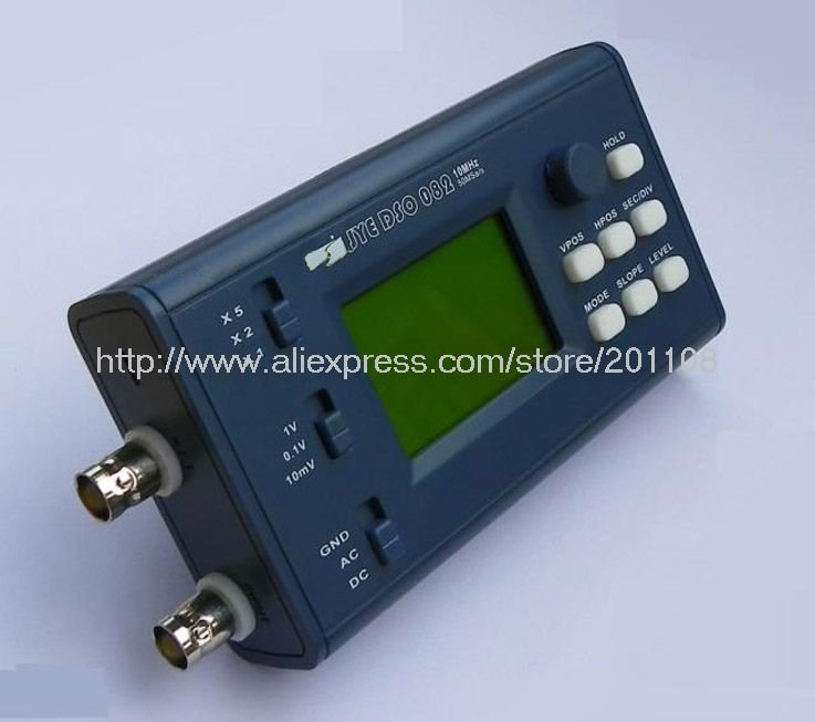 B191# Pocket-sized digital storage oscilloscope bandwidth of 10MHz