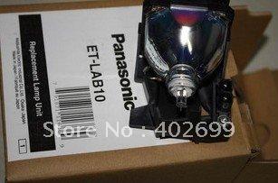 Projector lamp ET-LAB10 with housing for PT-LB10/LB10E/LB10VU/10V/10SU/10S/10NTE/10SE/10SVE/10VE