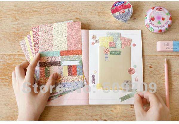 Free Shipping 12 sets of Little Flower Pattern Sticker / Lovely Dairy Decoration Sticker / Label 10cm x 160cm (8 sheets per set)