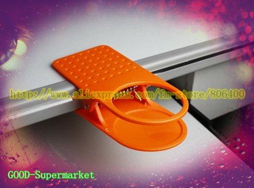 Free shipping Creative small items,Home Decor,table Edge clip,Table glass clip,home supplies(Color randomly)