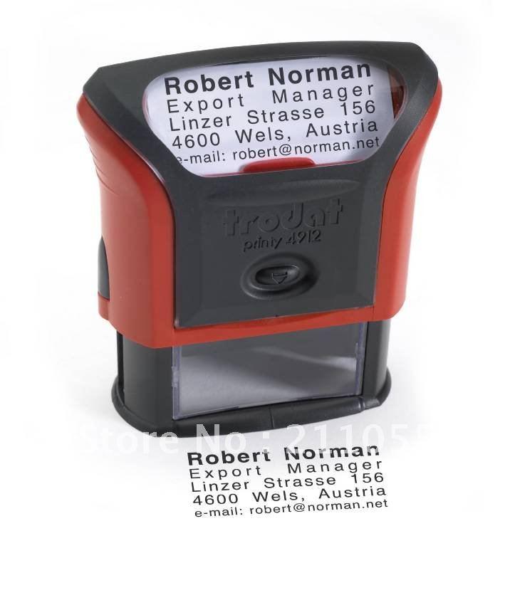 Trodat Self-inking Stamps
