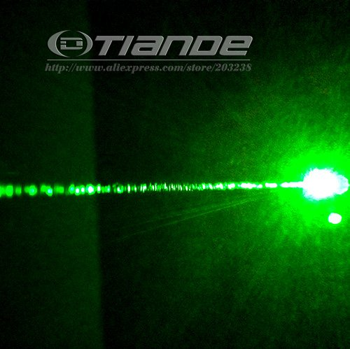 Free shipping/wholesale powerful green laser torch 100mw with gift box TD-GP-115