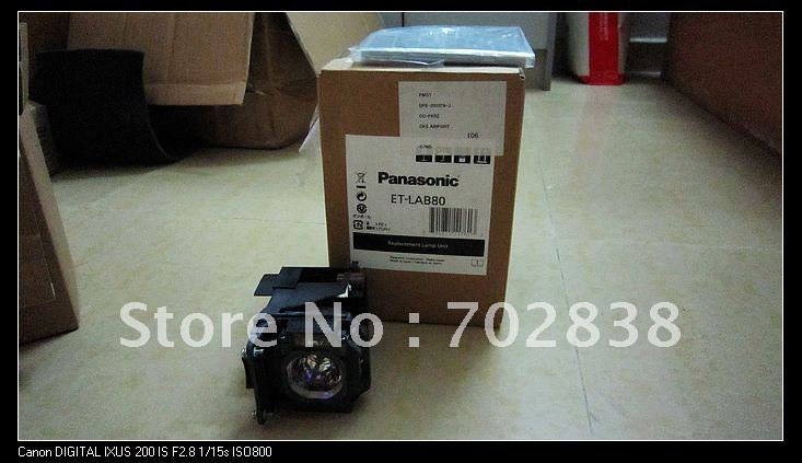 HS220AR11-4 original projector lamp LAB80 fit to PT-PX500/600 projector