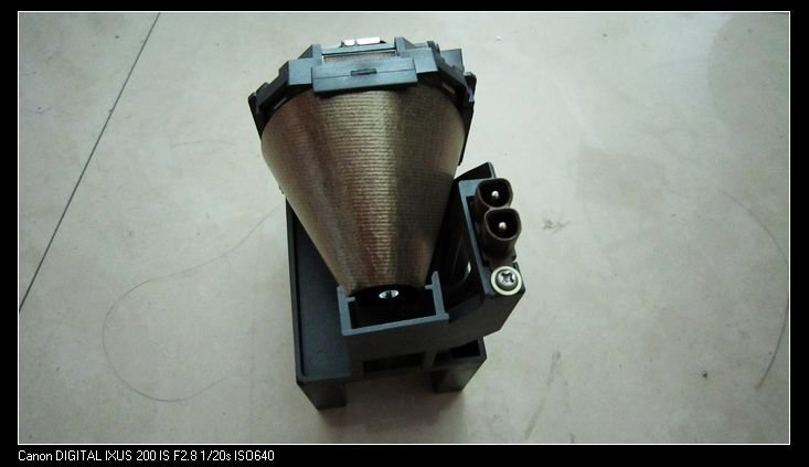 Projector Lamp,replacement,Panasonic 770,Original cup with lamp inside