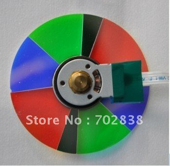 Projector color wheel for Mitsubishi HC2000 projector