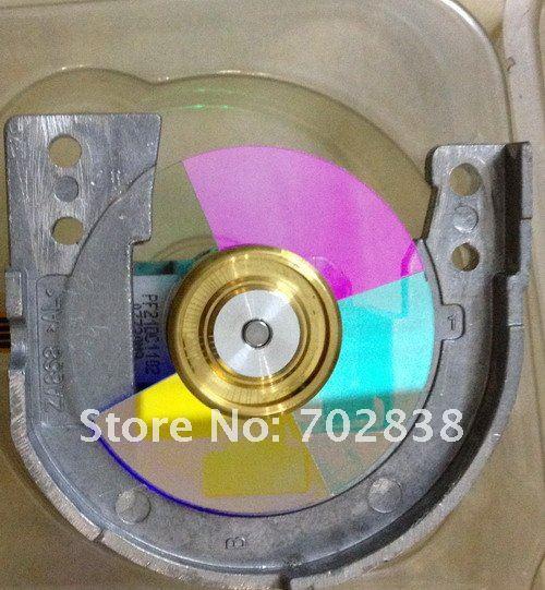 Projector original color wheel for the sharp projector XG E630/XV530