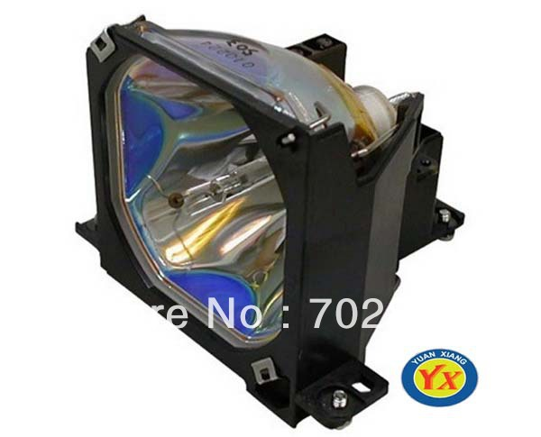ELPLP08 Compatible lamp with housing fit for Epson EMP-8000/9000 proector