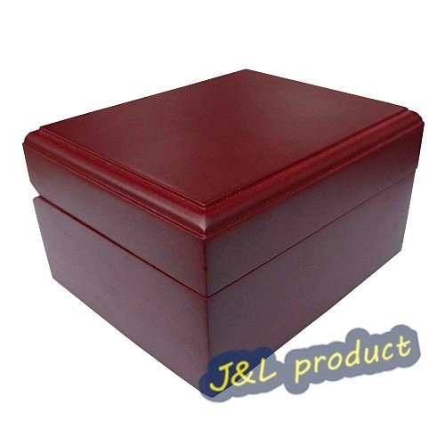 Wholesales 4pcs/Lot High-grade paint watches wooden box jewelry box watch box