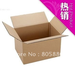 150pcs 14x4.5x10 inches Cube Shipping Packing Corrugated Boxes Carton