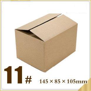 3 layer pakcaging carton, outer carton, carton size:145mm*85mm*105mm,free shipping