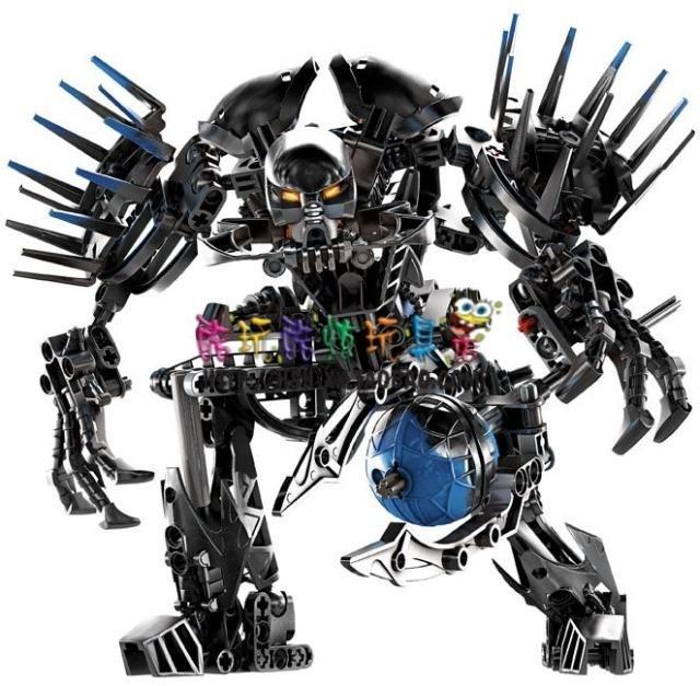 Free shipping Hero factory style Von Nebula, star soldier, DECOOL brand, Plastic blocks toys