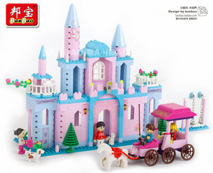 Toy gruond sweetheart princess a8360 princess legoland insert blocks