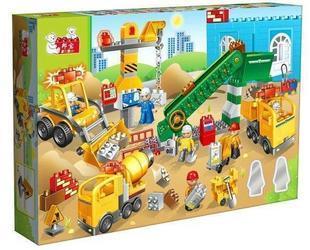 Toy large particles large boxed 8971 legoland insert blocks