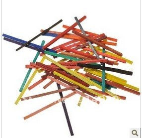 Building model material match rod educational toys teaching tool color 400 PCS