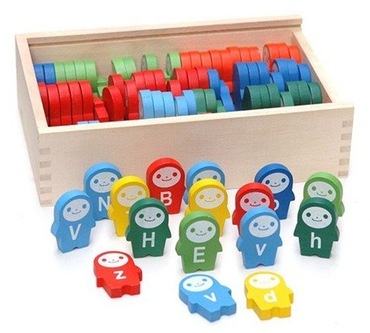 Domino,Children's toys,Penguin,baby toys,Intelligence toy,104pcs/box