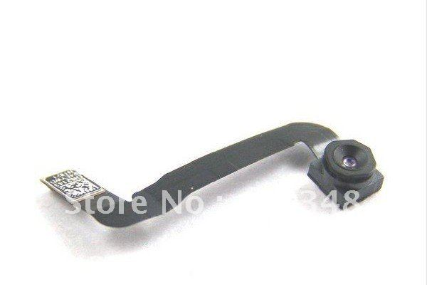 5pcs/lot Front Camera With Flex Cable Ribbon for iphone 4s free shipping