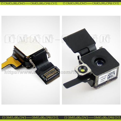 Original Replacement for iPhone 4 4G Back Rear Camera w/ flash