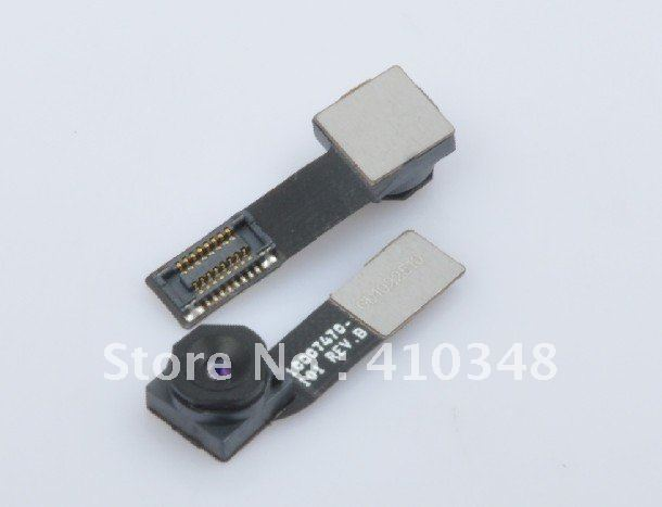 5pcs/lot Flex Cable with Front Camera for iPhone 4G free shipping by DHL UPS