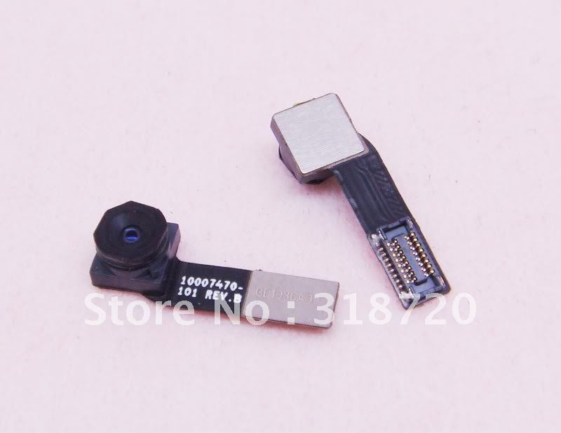 New Front Camera Lens Flex Ribbon Cable for iPhone 4 4G